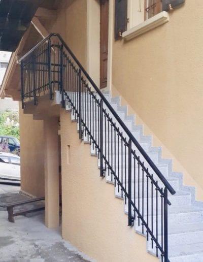 stepništa nova izrada stepeništa montaža stepenište metalno montiranje stepeništa izrada kvalitetna stepeništa savjeti ideje novo vanjsko