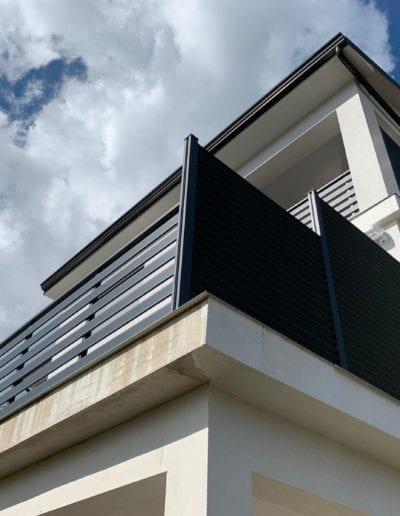 zaštita od pogleda ograda za kuću metalna ograda akcija nova ograda zaštita od pogleda alumix zagreb